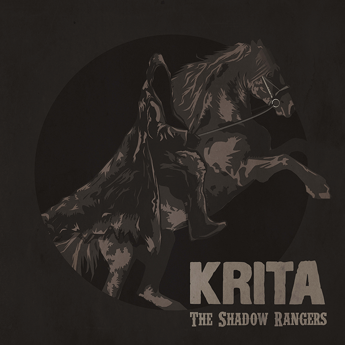 Album cover of Shadow Rangers by Krita